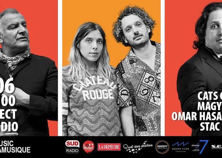 Concert Live l Spécial Fête de la musique à Toulouse