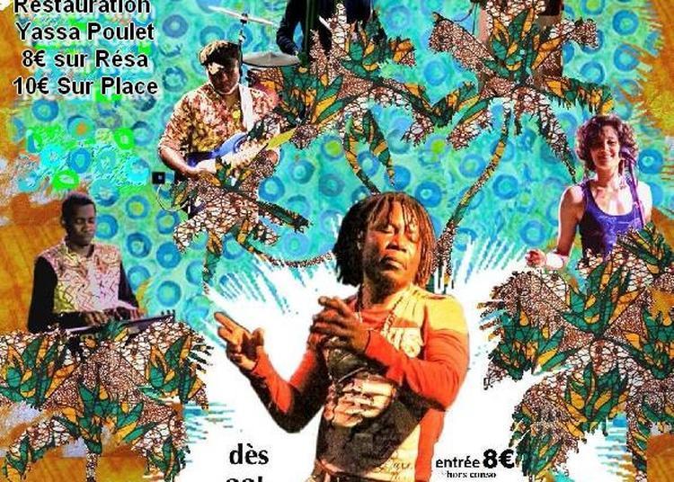 Concert Lokolé34   Musiques & Folklore Congolais à Montpellier