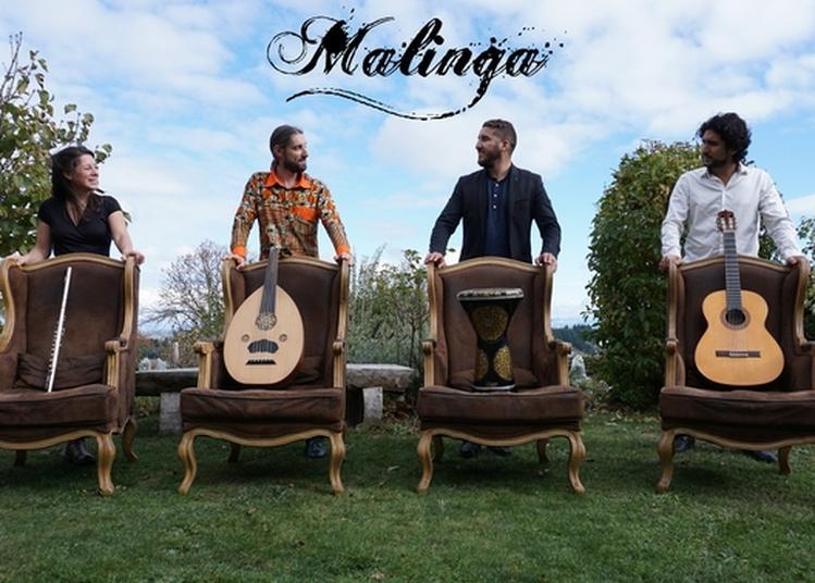 Concert - Malinga à La Cote Saint Andre