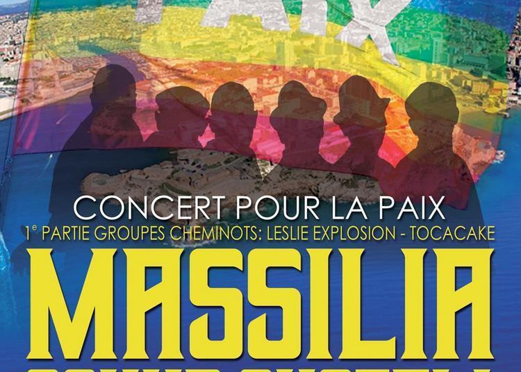 Concert pour la Paix à Marseille