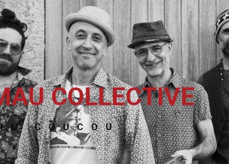 Concert Mau Mau Collective à Salon de Provence