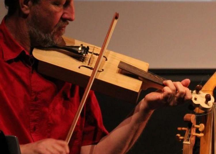 Concert : Mélodies Traditionnelles Populaires Avec Philippe Gibaux, Luthier à Petit Couronne