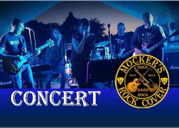 Concert Mocker's Rock Cover à Borderes sur l'Echez