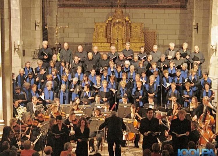 Concert Mozart, Bach, Tchaïkowski, Fauré... à Tours