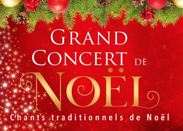 Concert Musique de Noël & Orchestre à Paris 1er
