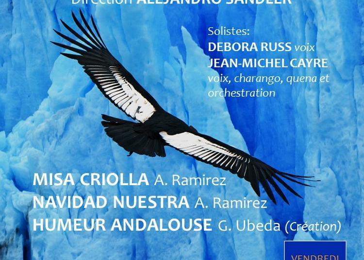 Concert Musique Argentine à Orléans