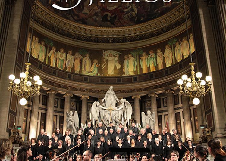 Concert Musique de Noël Choeur et Orchestre à Paris 8ème