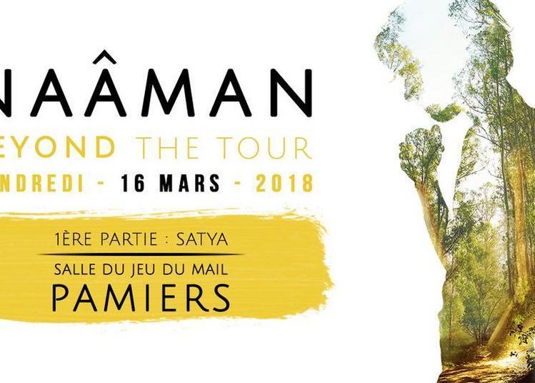 Naâman et Satya à Pamiers