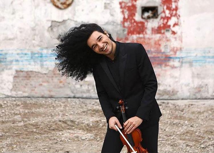 Concert Nemanja Radulovic à Saint Leon sur Vezere