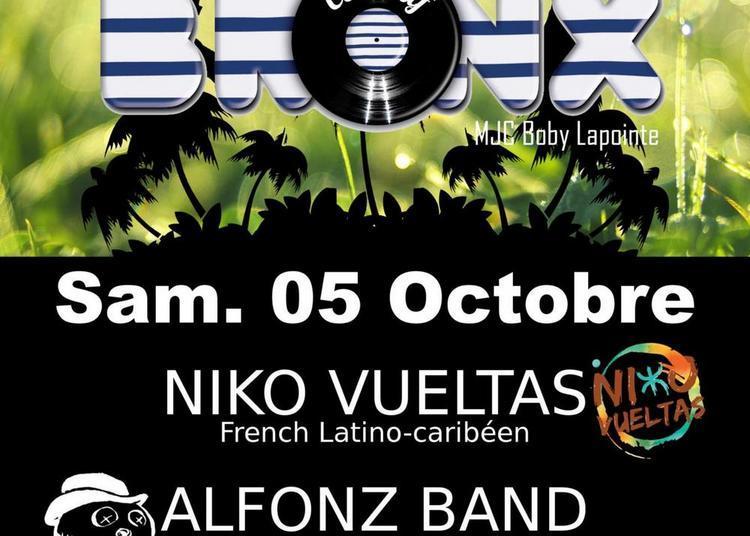 Concert // Niko Vueltas et Alfonz Band à Villebon sur Yvette