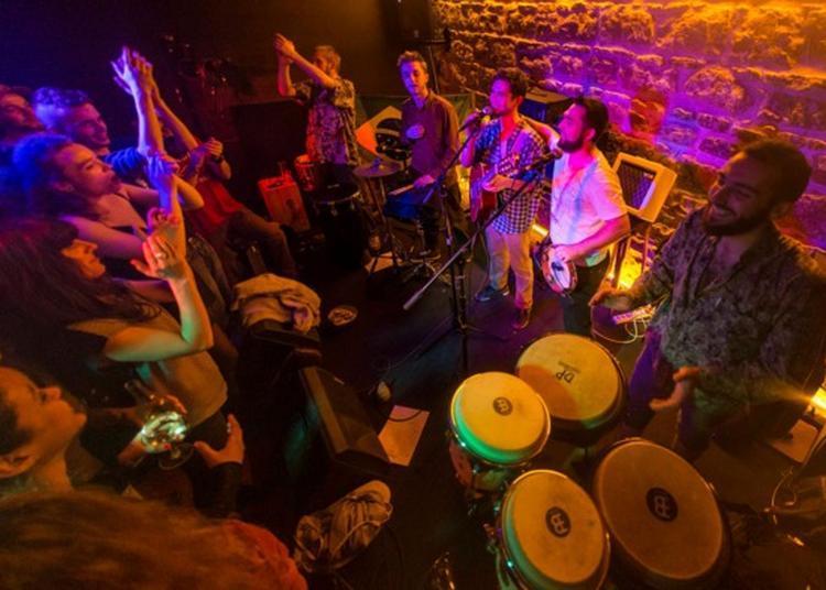 Concert Noite Quente Au Mamc+ à Saint Priest en Jarez