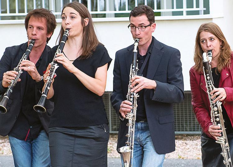 Concert Not'Ébène à Dry