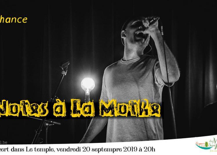 Concert : Notes à La Mothe Par Chance à La Mothe saint Heray