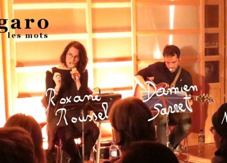 Concert, Nougaro Les Mots à Pacy sur Armancon