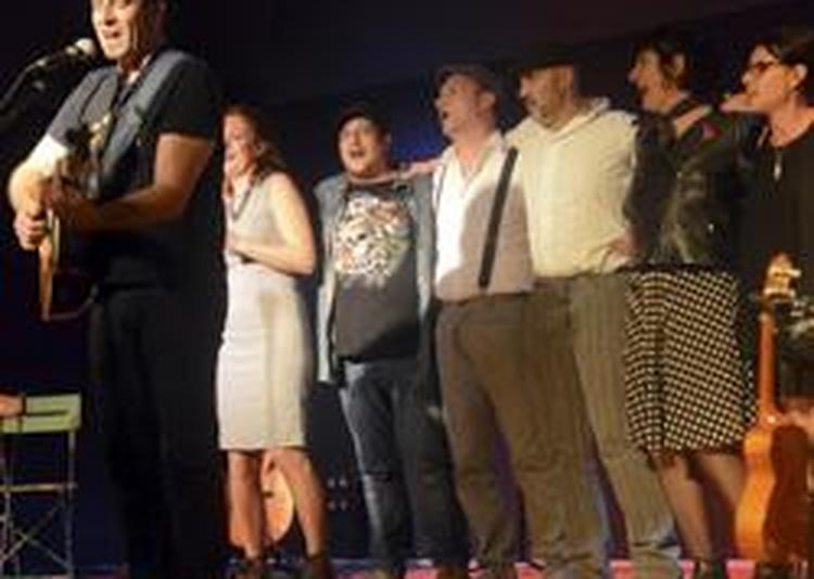 Concert Ô bar avec Les petits enfants de Georges à Castres