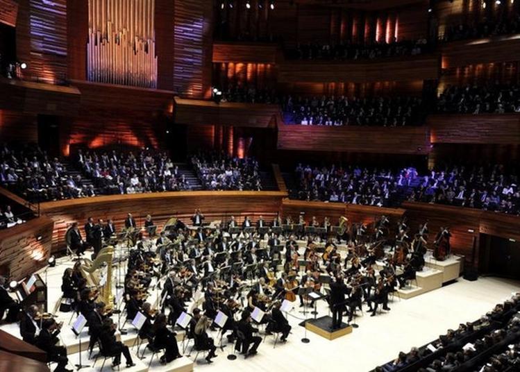 Concert Octuors à Paris 16ème
