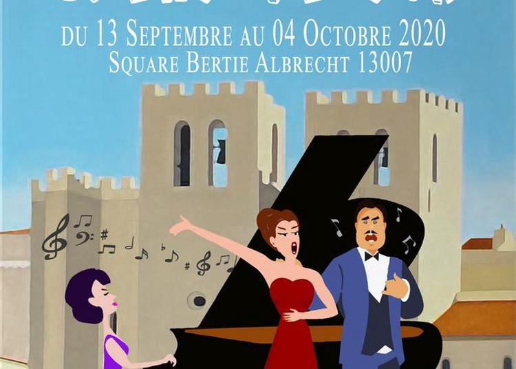 Concert Operas De W. A. Mozart à Marseille