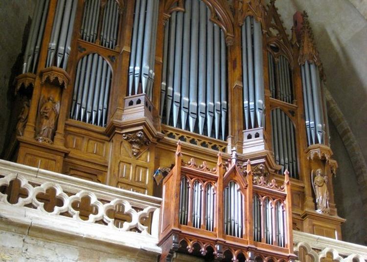 Concert Orgue Et Chorale à Foix