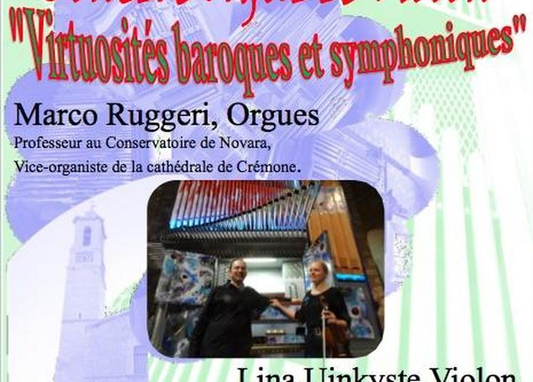 Concert Orgue et Violon à Nice
