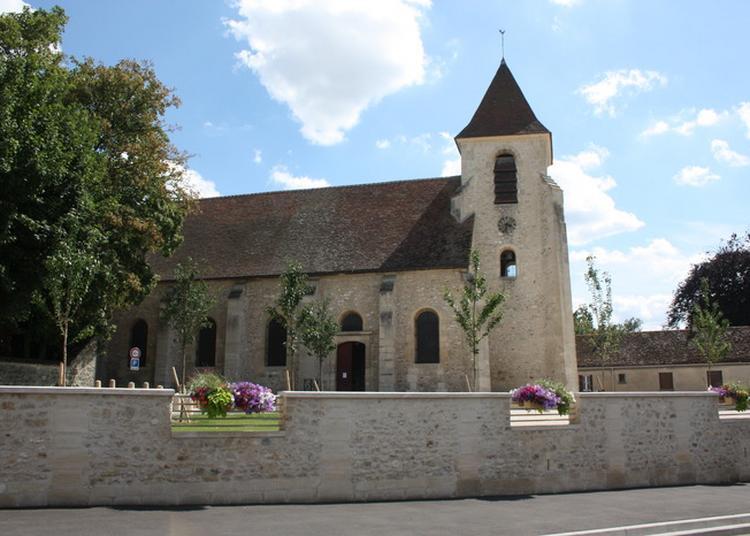 Concert Orgue Et Violoncelle à Roissy en France
