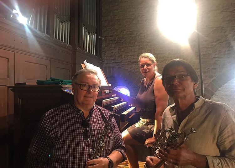 Concert Orgue, Trompette & Hautbois à Redon