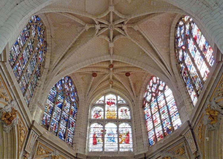Concert : Orgue, Violon Et Trompette à Troyes