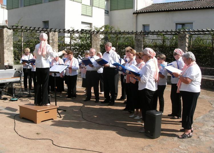 Concert Par La Chorale Du Vignoble à Clisson