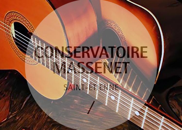 Concert poétique - carte blanche à Saint Etienne