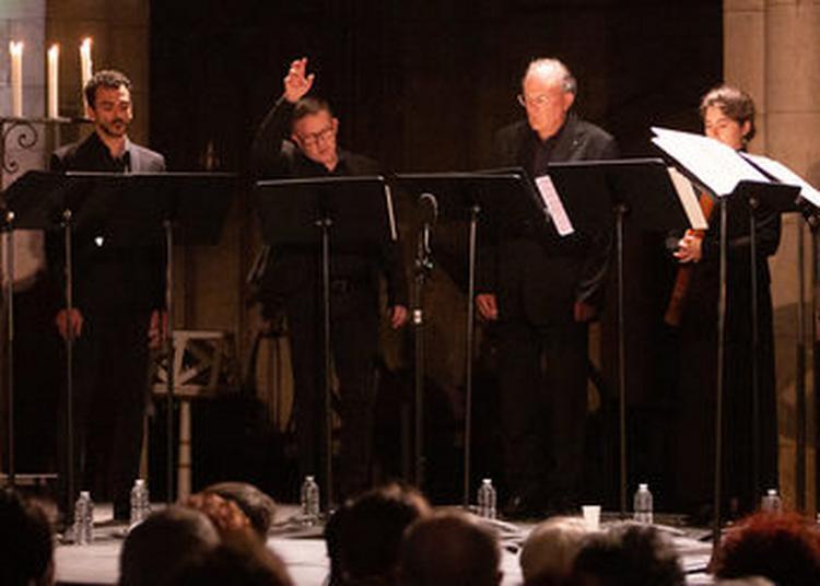Concert : Polyphonies à Bazas