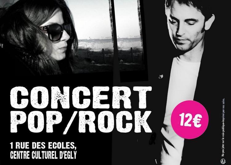Concert Pop-Rock - Les AGla'Scènes à Egly
