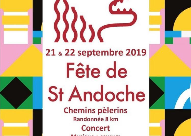 Concert Pour La Fête De La Saint-andoche à Saulieu