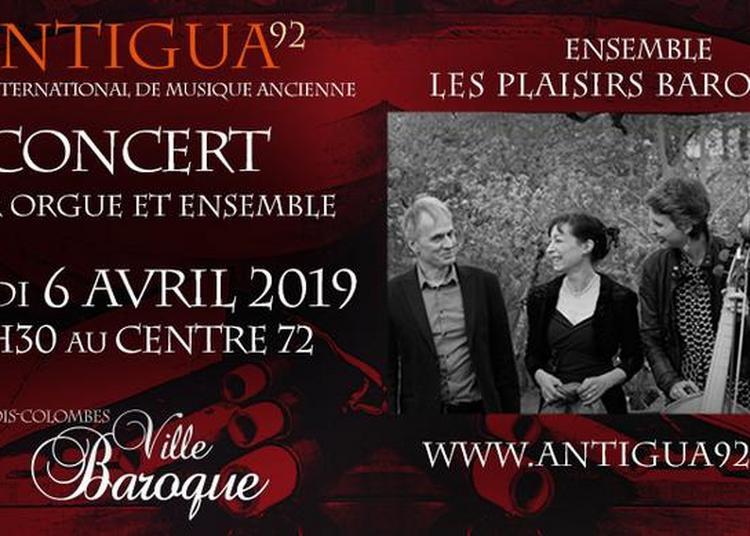 Concert pour orgue et ensemble à Bois Colombes