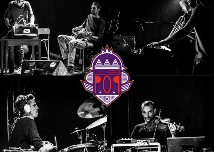 Concert Psychedelik Orkestar Project-Chez Les Zythonautes à Valence