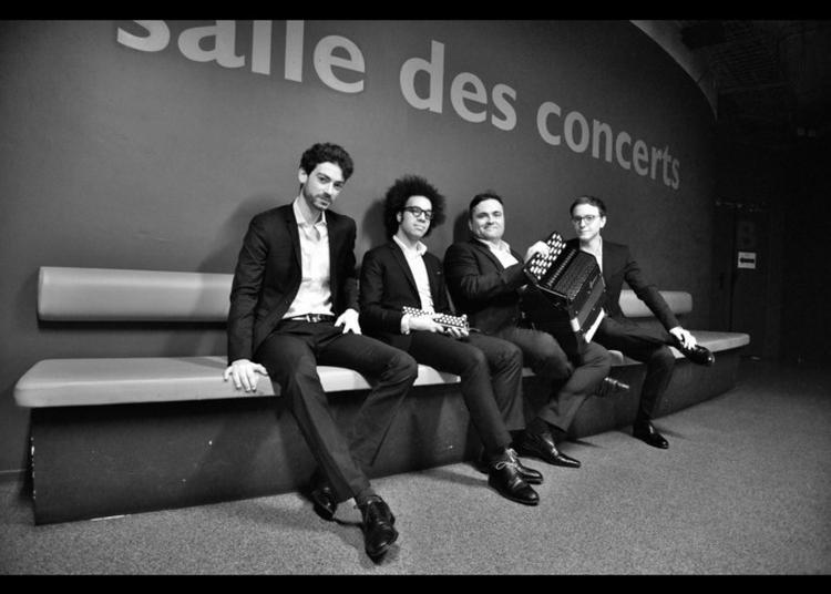 Concert - Quatuor Aeolina Au Musée Hector Berlioz à La Cote Saint Andre