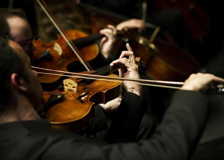 Concert : Quatuor Littéraire à Caen