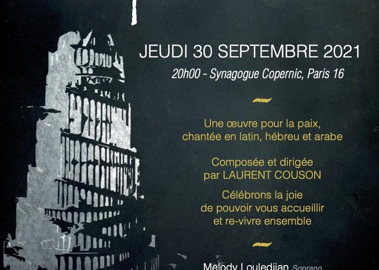 Concert RequiemXIX de Laurent Couson à Paris 16ème