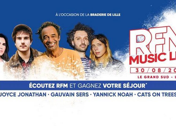 RFM Music Live à Lille