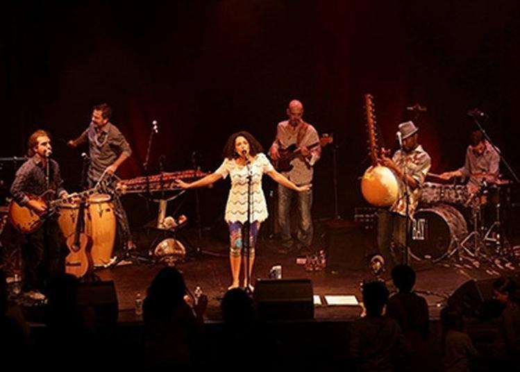 Concert Rio Mandingue Par Viagem Samba à Rognes