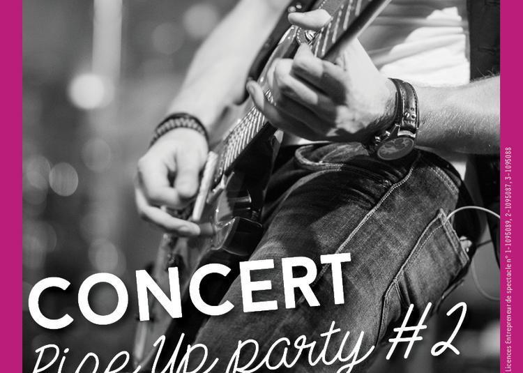 Concert Rise Up Party #2 à Ris Orangis