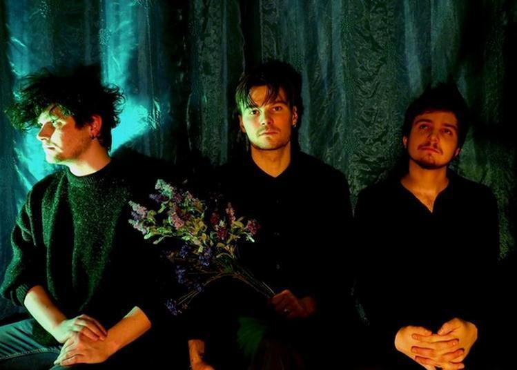 Concert Rock Avec Le Groupe Pastel Coast à Le Touquet Paris Plage