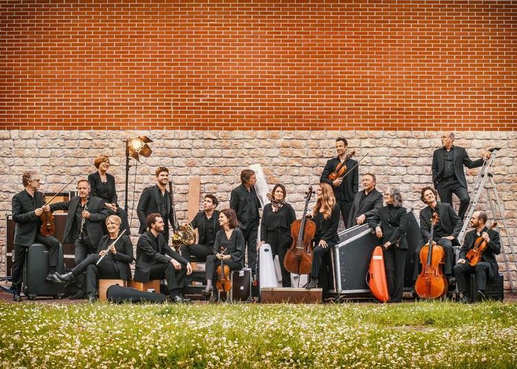 Concert Schumann / Mozart à Mont saint Aignan