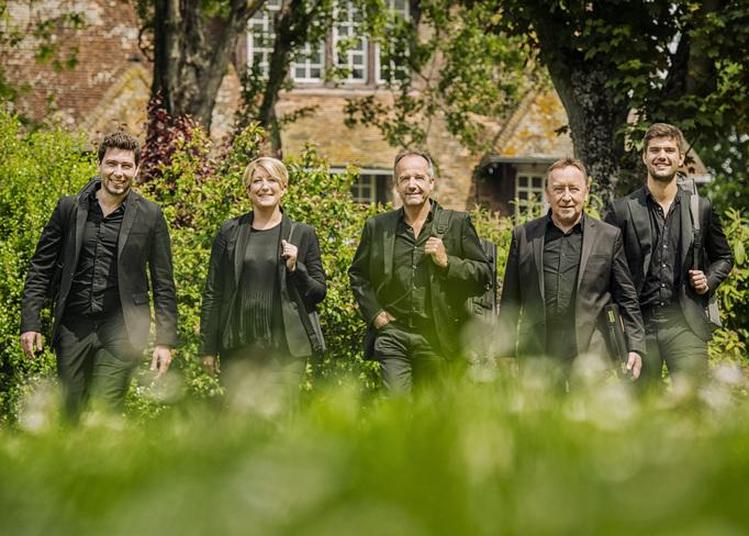 Concert : Sextuor Vents Et Harpe à Caen
