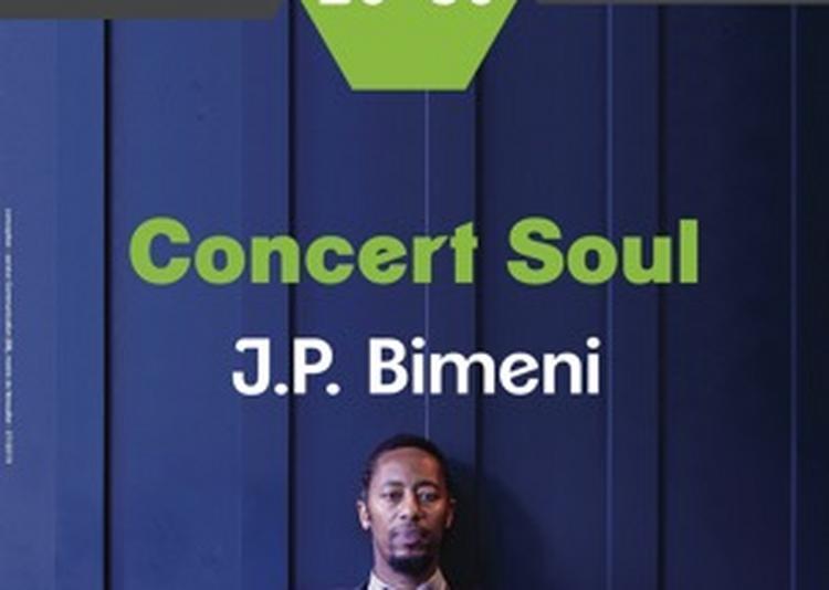 Concert Soul JP Bimeni à Vernouillet