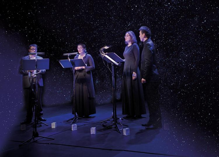 Concert sous les étoiles à Rocamadour