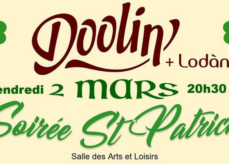 Concert spécial Saint Patrick à Tergnier