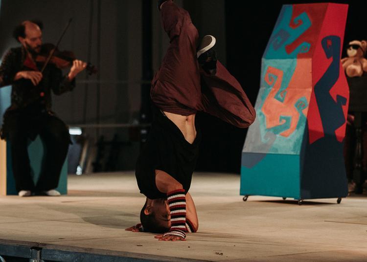 Concert-spectacle On N'est Pas Des Pantins ! à Saint Saulve