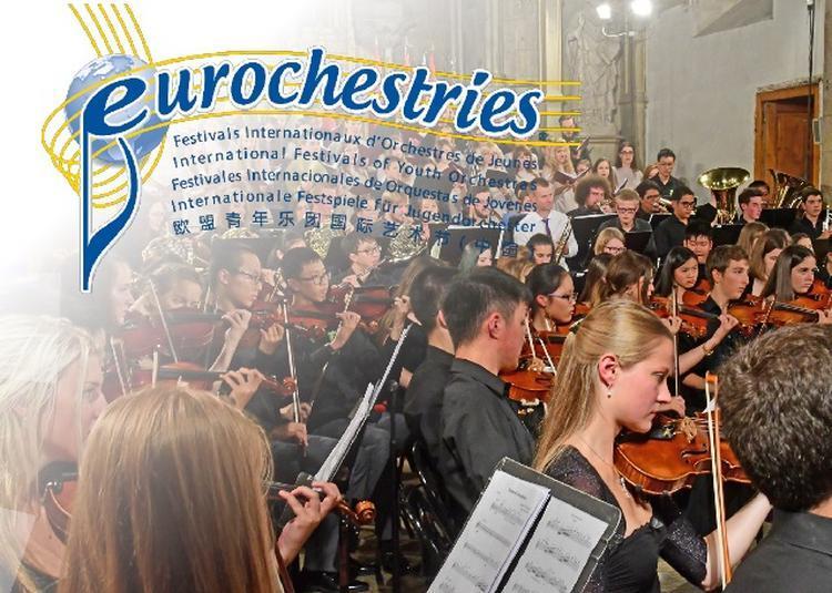 Concert Symphonique Eurochestries à La Rochelle