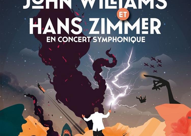 Concert Symphonique : Les Musiques De John Williams Et Hans Zimmer à Nantes