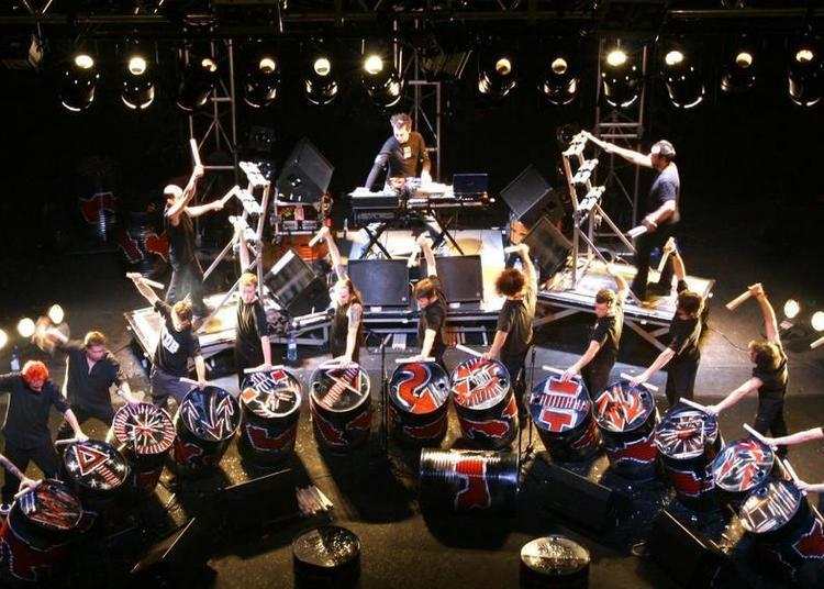 Concert TAMBOURS DU BRONX à Evreux