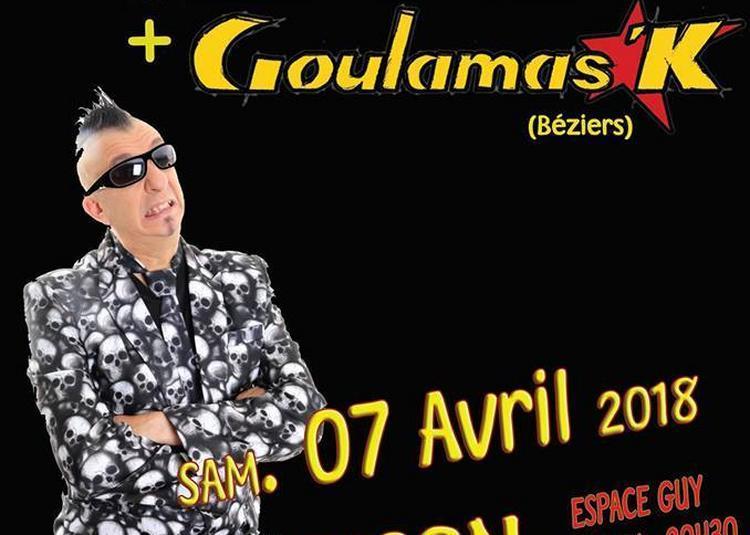 The Locos Et Goulamas'k à Montbrison